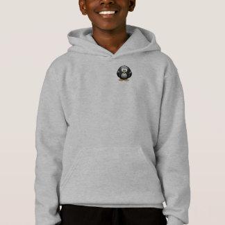 Cartoon Penguin Hoodie