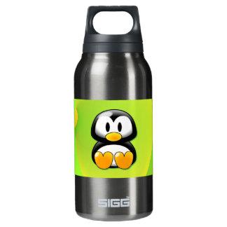Cartoon Penguin Insulated Water Bottle