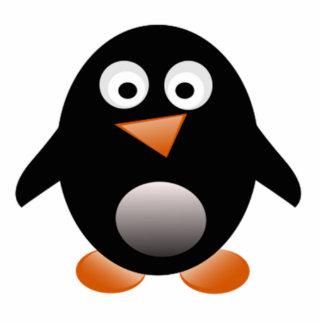 Cartoon Penguin Cut Outs