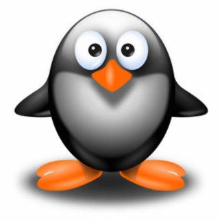 Cartoon Penguin Photo Cutouts