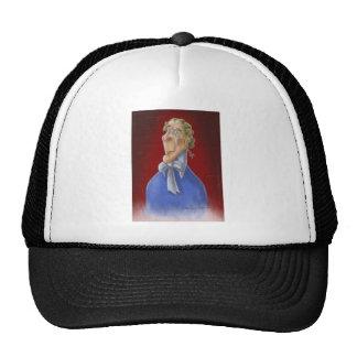 cartoon period man portrait1 trucker hats