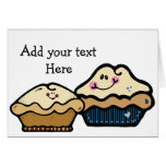Cartoon Pies for Pie Day January 23rd Greeting Cards