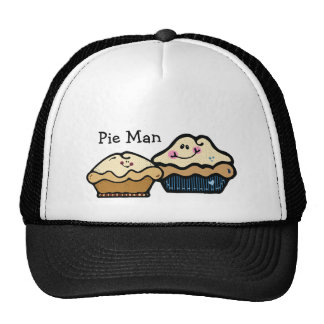 Cartoon Pies for Pie Day January 23rd Trucker Hat