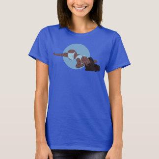 Cartoon Pin-Up T-Shirt