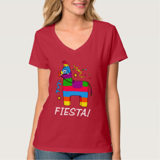 Cartoon Piñata Fiesta! T-Shirt