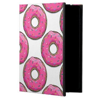 Cartoon Pink Donut With Sprinkles Powis iPad Air 2 Case