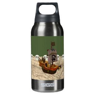 skull kids water bottles travel mugs zazzle