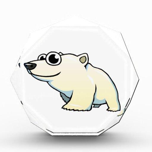 Cartoon Polar Bear Awards