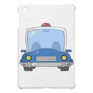 Cartoon Police Car iPad Mini Cover