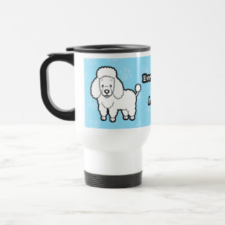 Cartoon Poodle Mug