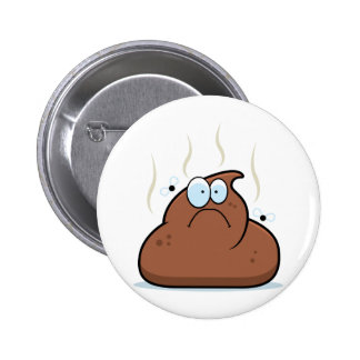 Cartoon Poop Pin