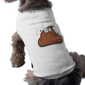 Cartoon Poop T-Shirt