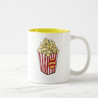 Cartoon Popcorn Bag Mug