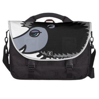 Cartoon Porcupine Computer Bag