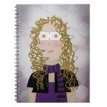 Cartoon Portrait Note Book