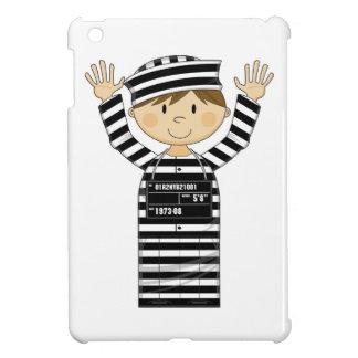 Cartoon Prisoner iPad Mini Cover