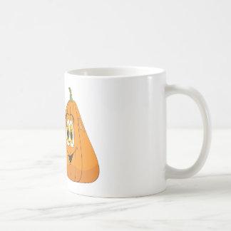 Cartoon Pumpkin Pair Mug