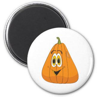 Cartoon Pumpkin Tall Fridge Magnets