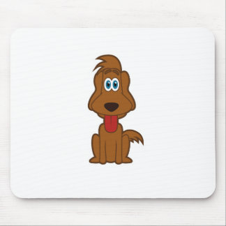 Cartoon Puppy Mouse Pads