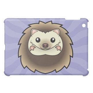 Cartoon Pygmy Hedgehog Cover For The iPad Mini