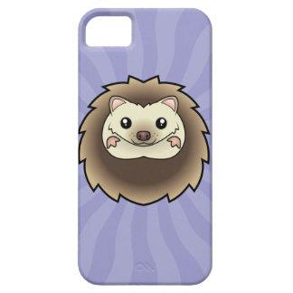 Cartoon Pygmy Hedgehog iPhone SE/5/5s Case