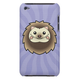 Cartoon Pygmy Hedgehog iPod Touch Case