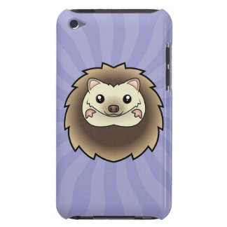 Cartoon Pygmy Hedgehog iPod Touch Case-Mate Case