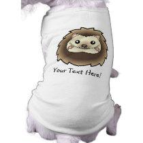 Cartoon Pygmy Hedgehog T-Shirt