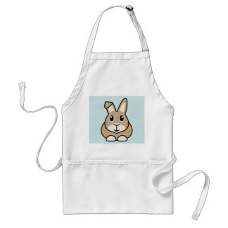 Cartoon Rabbit Apron
