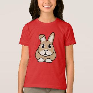 Cartoon Rabbit Children's T-Shirt