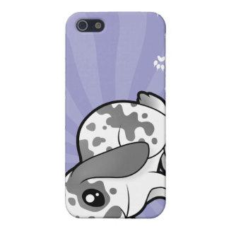 Cartoon Rabbit (floppy ear smooth hair) iPhone SE/5/5s Case