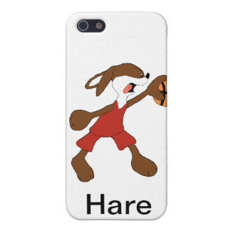 Cartoon Rabbit Michael Jordan Fan Case For iPhone SE/5/5s