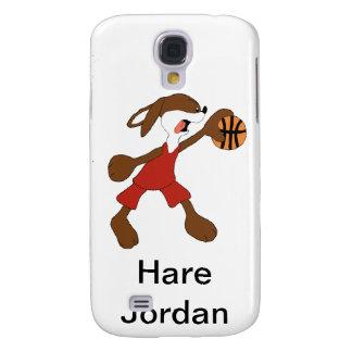Cartoon Rabbit Michael Jordan Fan Galaxy S4 Cover