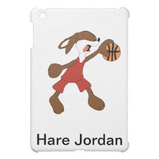 Cartoon Rabbit Michael Jordan Fan Case For The iPad Mini