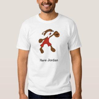 Cartoon Rabbit Michael Jordan Fan T Shirt
