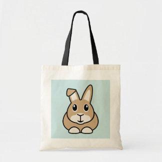 Cartoon Rabbit Shopping Bag