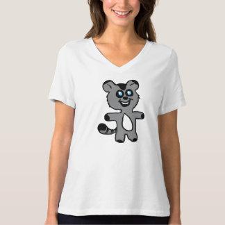 Cartoon Raccoon shirt