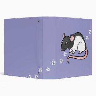 Cartoon Rat Binder