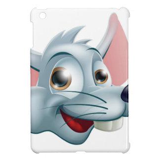 Cartoon Rat Face Cases For iPad Mini