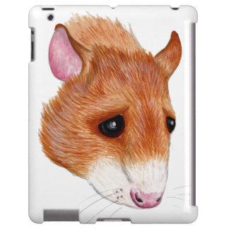 cartoon rat iPad case