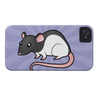 Cartoon Rat iPhone 4 Case-Mate Case