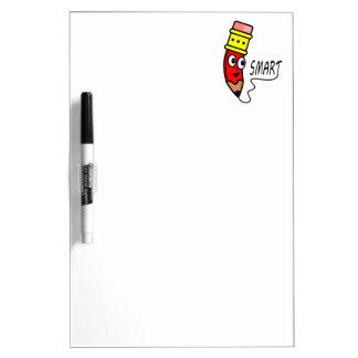Cartoon Red Cartoon Character Dry Erase Board