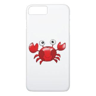 Cartoon red crab iPhone 7 plus case