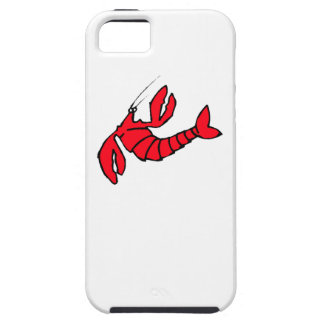 Cartoon Red Lobster iPhone 5/5S Cover