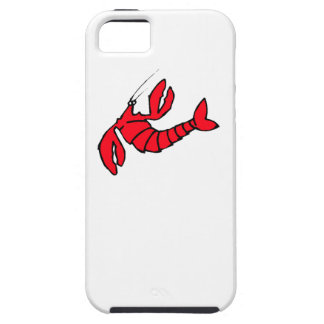 Cartoon Red Lobster iPhone 5 Covers