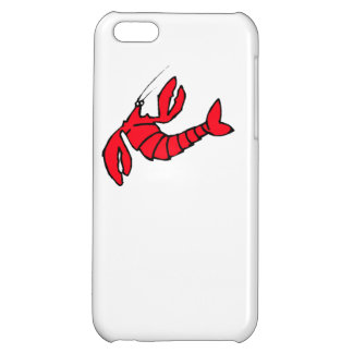 Cartoon Red Lobster iPhone 5C Cover