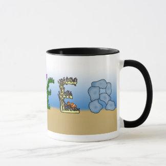 Cartoon Reefer Mug