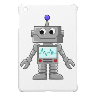 Cartoon Robot iPad Mini Covers
