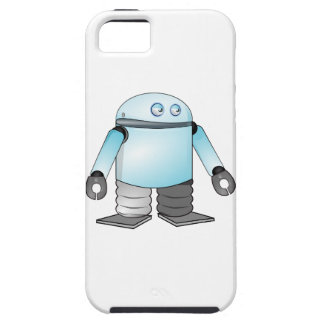 Cartoon Robot iPhone SE/5/5s Case