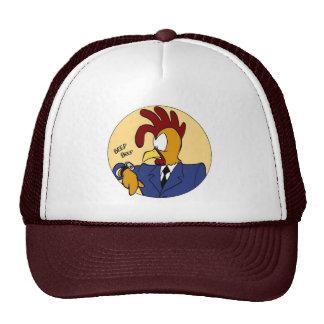 Cartoon Rooster Hat